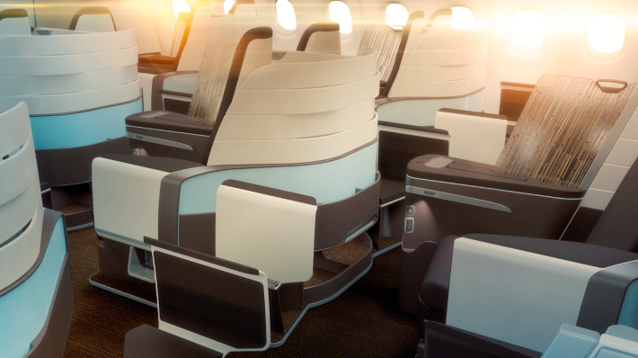 Hawaiian Airlines Deliver An Exceptional Premium Cabin
